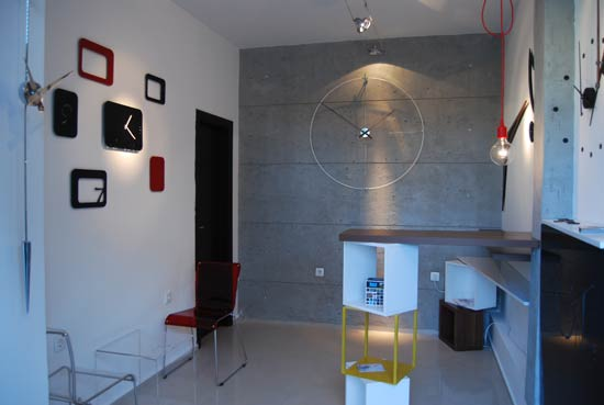 Wall Clocks Studio, set.Aerodrom,2012