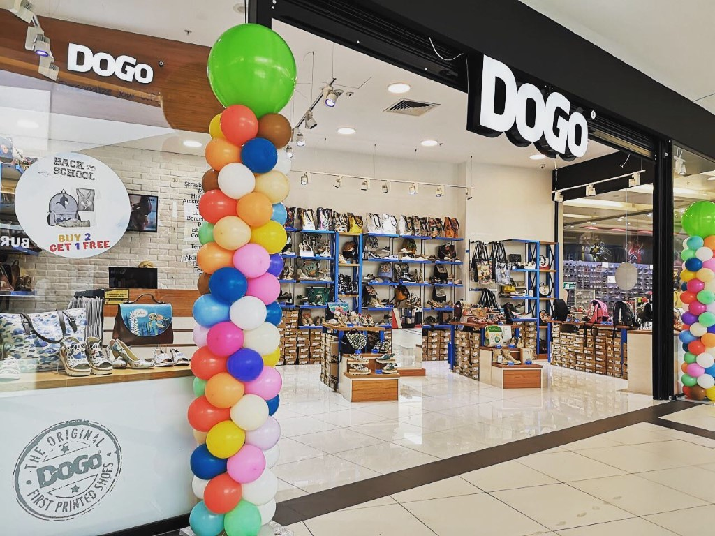 Shoes Store DOGO, Skopje City Mall